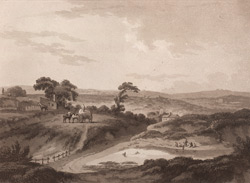View in the Vicinity of Hampstead 13.E.4